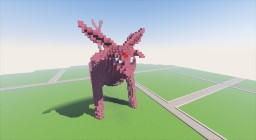 Espeon Minecraft Map & Project