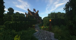 Becto - Forrest plot Minecraft Map & Project