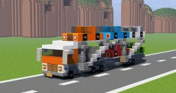 Vehicle Transport Truck Minecraft