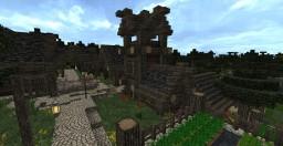 [Conquest]-modification of structures minecraft: frozen village Minecraft
