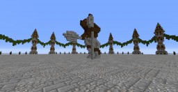 Minotaur Statue Minecraft Map & Project