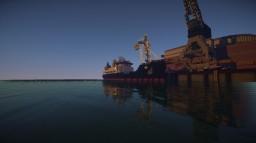 Delfshaven   Training ship   100 subscribers Minecraft