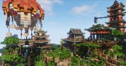Darwin Reforged : Builder of the Month : February 2018 Minecraft Map & Project