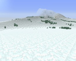 Winter World Minecraft Map & Project