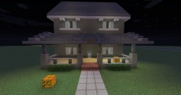 Michael Myers's house Minecraft Map & Project