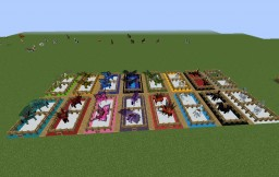 Mo' Creatures Fairy Horses Minecraft Map & Project