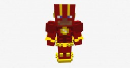 The Flash Comics Costume (Armors Workshop Mod) Minecraft Mod