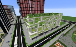 [Modern] Building 17 Minecraft Map & Project