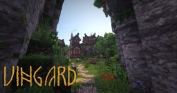 Vingard Town - Darwin Reforged Minecraft Map & Project