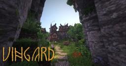 Vingard Town - Darwin Reforged Minecraft