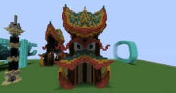 Eye see you Minecraft Map & Project