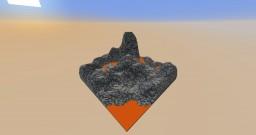 Mini terrain [128X128] Minecraft Map & Project
