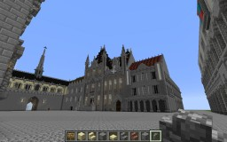 MONTPAZIER Minecraft Map & Project