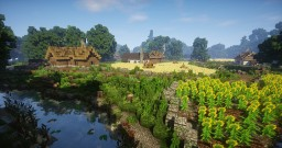 "[DOWNLOAD]""Smitlo"" Medieval Village Minecraft"