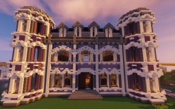 Belvadere Historical Museum Minecraft Map & Project