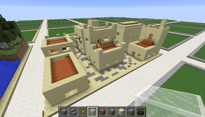 Spawn, building in progress by igotanameforya