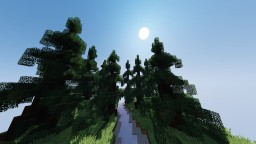 Realistic Scenery 1: Spruce Forest Minecraft Map & Project