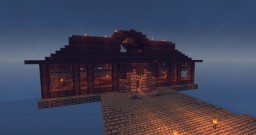 My SkyBlock house Minecraft Map & Project