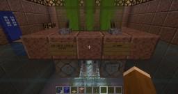 working tardis 2 Minecraft Map & Project