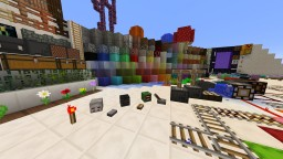 Digital Alpha Minecraft Texture Pack