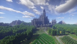 -Wiltheim-/ The castle of the lord! Minecraft
