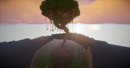 Big Tree in progress Minecraft Map & Project