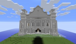 Minas Tirith Palace Minecraft Map & Project