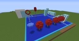 Total Hussing Wipeout Minecraft Map & Project