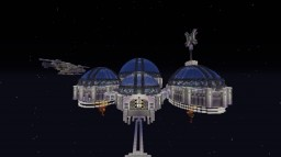 DanTDM - Space Station/Lab Minecraft Map & Project