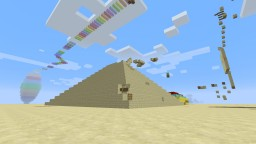 The Pyramid Opens Minecraft Map & Project