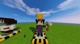 Chibi Series: Miner #2 Minecraft