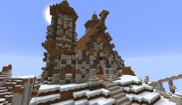 Forthwind (Server Build) Minecraft Map & Project