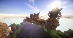 Floating Ship [Downoload] Minecraft