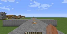 The zombie and skeleton invasion Minecraft Map & Project