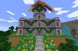 Magi in Turrim Castle Minecraft Map & Project