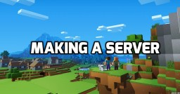 How to run an effective Minecraft server. Minecraft