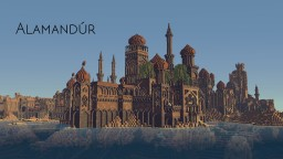 Alamandur Minecraft Map & Project