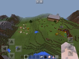 The simple little house Minecraft Map & Project