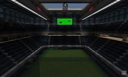 Manaus mini stadium Minecraft Map & Project