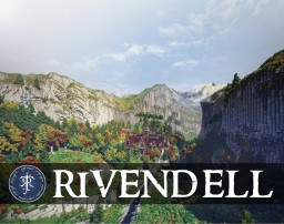 Rivendell Minecraft Map & Project