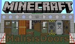 doors factory Minecraft Map & Project