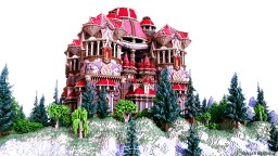 Mysterious Palace Minecraft Map & Project