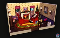 NewYear Room ( Download ) Minecraft Map & Project