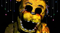 My Golden freddy cosplay... (Head) Minecraft