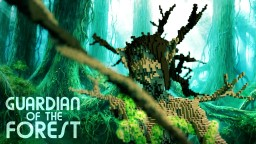 Guardian of the Forest Minecraft Map & Project