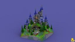 Vlad Castle Hub Minecraft Map & Project