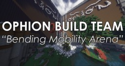 Mobility Training Arena Minecraft Map & Project