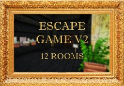 ESCAPE GAME V2 Minecraft