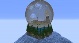 The Depleting Globe Minecraft Map & Project