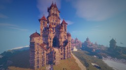 Castle 2 Minecraft Map & Project